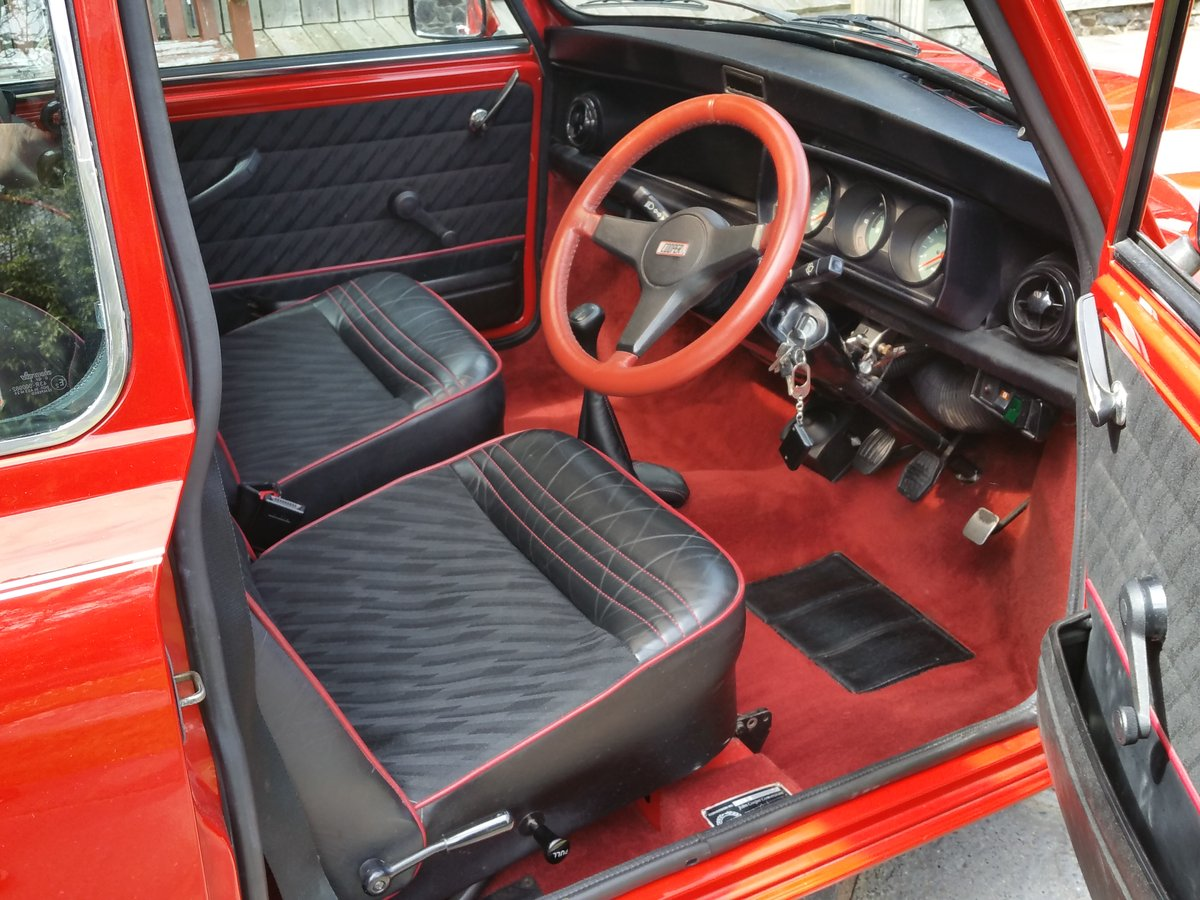 1990 Very Rare Mini Cooper RSP S Pack. For Sale (picture 6 of 6)