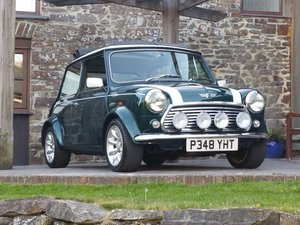 1996 Lovely Mini Cooper Sport With Factory Fit Electric Sunroof SOLD
