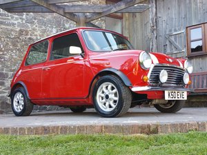 1992 Immaculate Mini Cooper On Just 12750 Miles From New!! SOLD