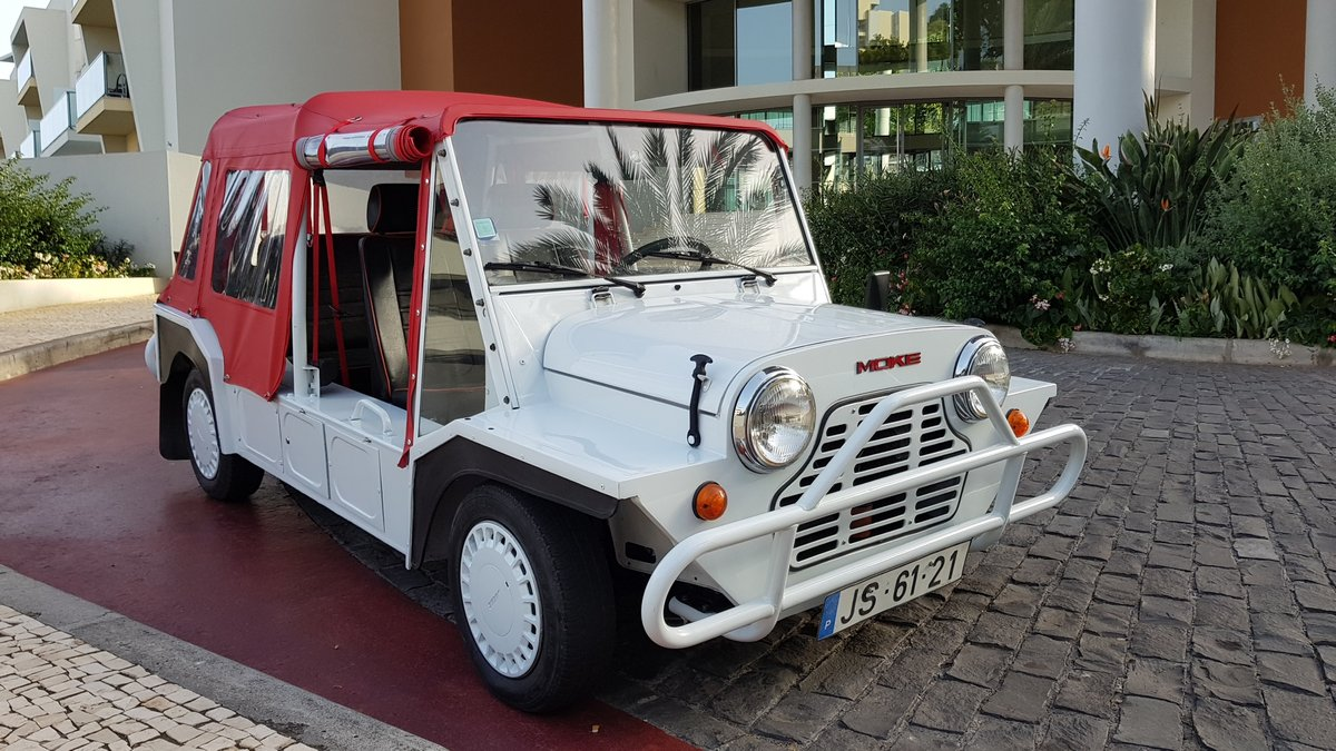 1987 Mini Moke  -    Sold For Sale (picture 5 of 6)