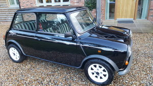 1988 Rare Mary Quant Designer Mini in Gleaming Black For Sale