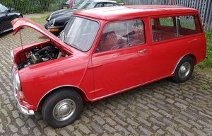 1966 AUSTIN MINI COUNTRYMAN ESTATE For Sale