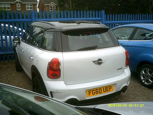 2010 4x4 MINI COPPER 1600cc 6 SPEED MANAUL NICE ALL ROUND  For Sale
