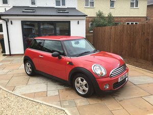 2011 Mini One For Sale