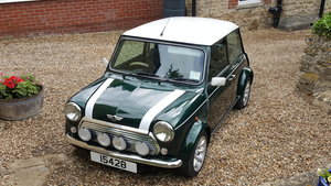 1999 Mini Cooper 1.3i Sport. 33k miles. Beautiful. For Sale