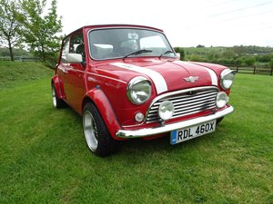 1982 Mini Cooper Superb Head Turner
