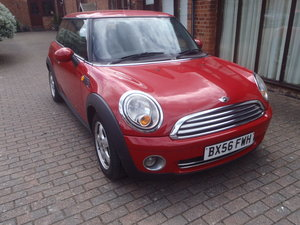Mini Cooper 1.6 For Sale