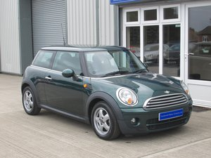 2010 MINI Hatch 1.6 Cooper D 3dr For Sale