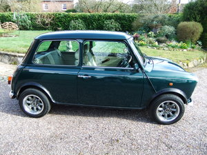 1998 Mini 1275 MPI - Superb, original condition