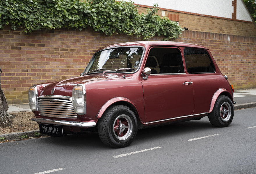 Mini Margrave Wood & Pickett 1380cc 1970 (RHD) For Sale (picture 1 of 12)