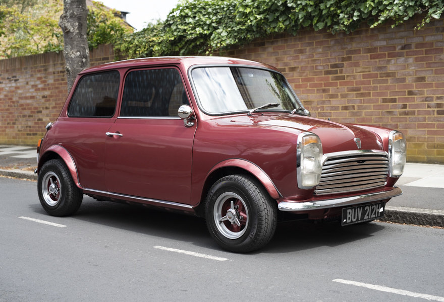 Mini Margrave Wood & Pickett 1380cc 1970 (RHD) For Sale (picture 2 of 12)