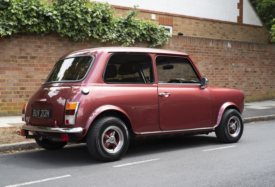 Mini Margrave Wood & Pickett 1380cc 1970 (RHD) For Sale (picture 3 of 12)