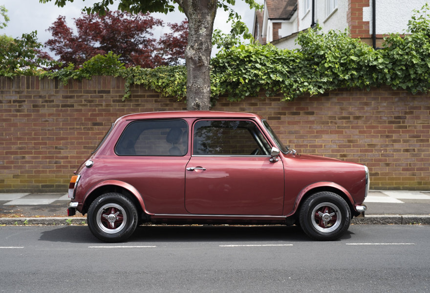 Mini Margrave Wood & Pickett 1380cc 1970 (RHD) For Sale (picture 5 of 12)