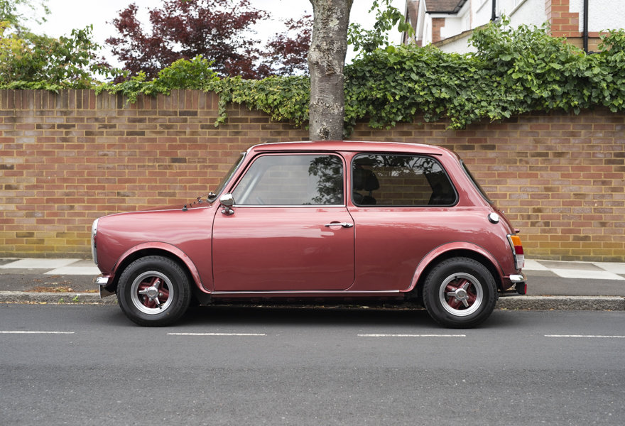 Mini Margrave Wood & Pickett 1380cc 1970 (RHD) For Sale (picture 6 of 12)