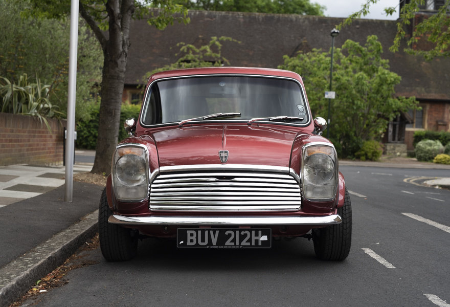 Mini Margrave Wood & Pickett 1380cc 1970 (RHD) For Sale (picture 7 of 12)