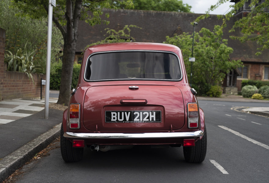Mini Margrave Wood & Pickett 1380cc 1970 (RHD) For Sale (picture 8 of 12)