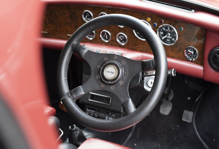 Mini Margrave Wood & Pickett 1380cc 1970 (RHD) For Sale (picture 9 of 12)