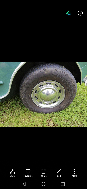 1967 MK1 mini 850 cc, totally original For Sale (picture 5 of 6)