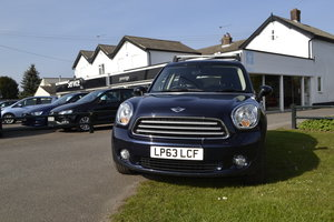 2013 MINI Countryman 1.6 Cooper ALL4 - low miles SOLD