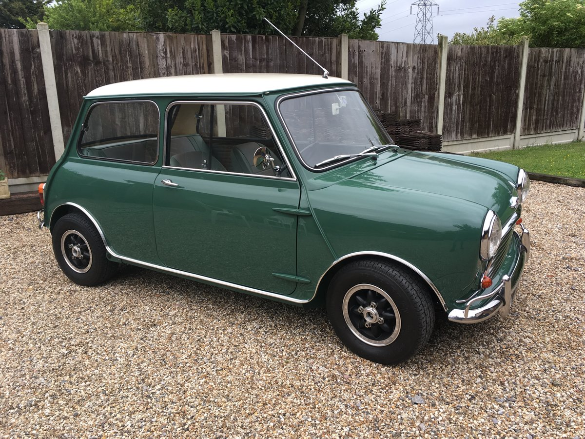 1964 Mini Cooper S 970cc For Sale Car And Classic