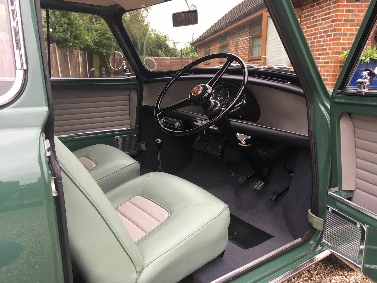 1964 Mini Cooper s 970cc SOLD (picture 3 of 6)