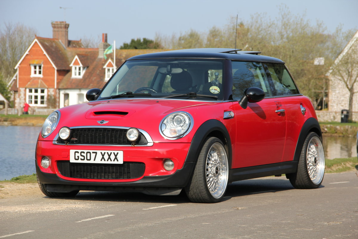 2007 Stunning Mini For Sale Car And Classic