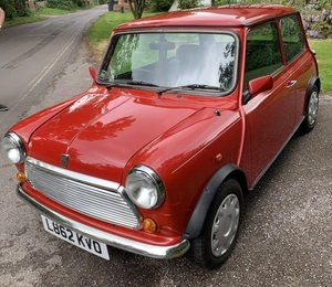 1993 Mini Mayfair Automatic For Sale by Auction