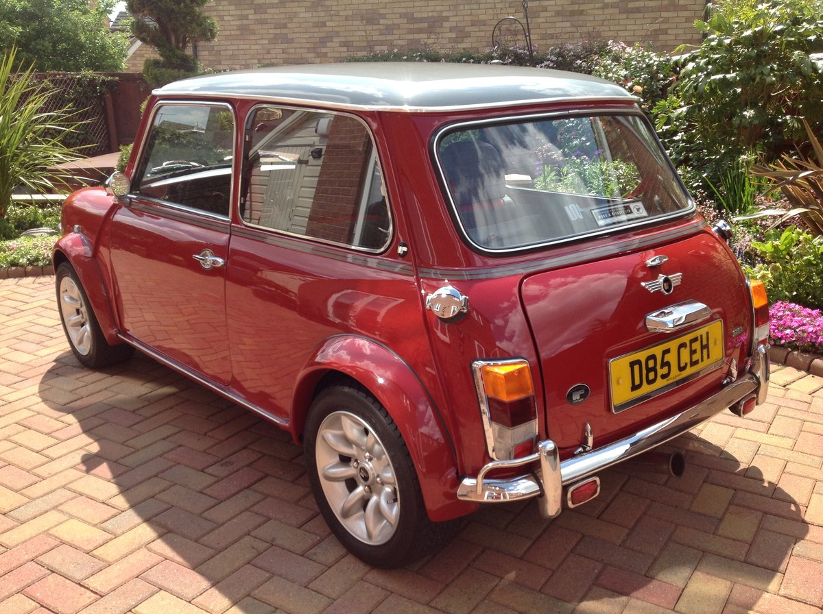 1987 1275 Cooper engined Mini.wood and picket special. SOLD (picture 2 of 6)