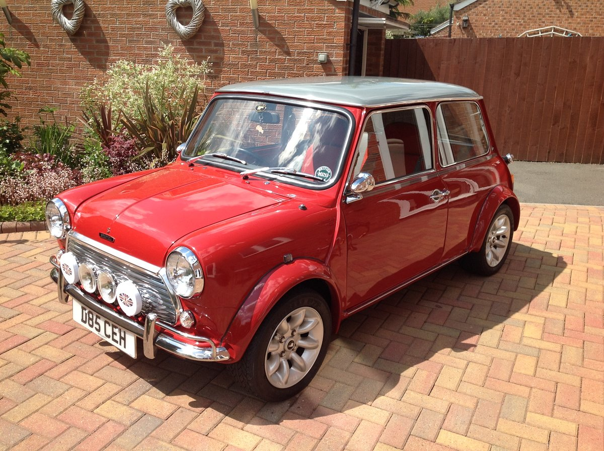 1987 1275 Cooper engined Mini.wood and picket special. SOLD (picture 4 of 6)