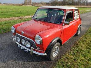 1973 Mini MKI Rally replica SOLD