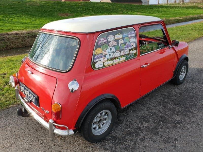 1973 Mini MKI Rally replica SOLD (picture 2 of 6)