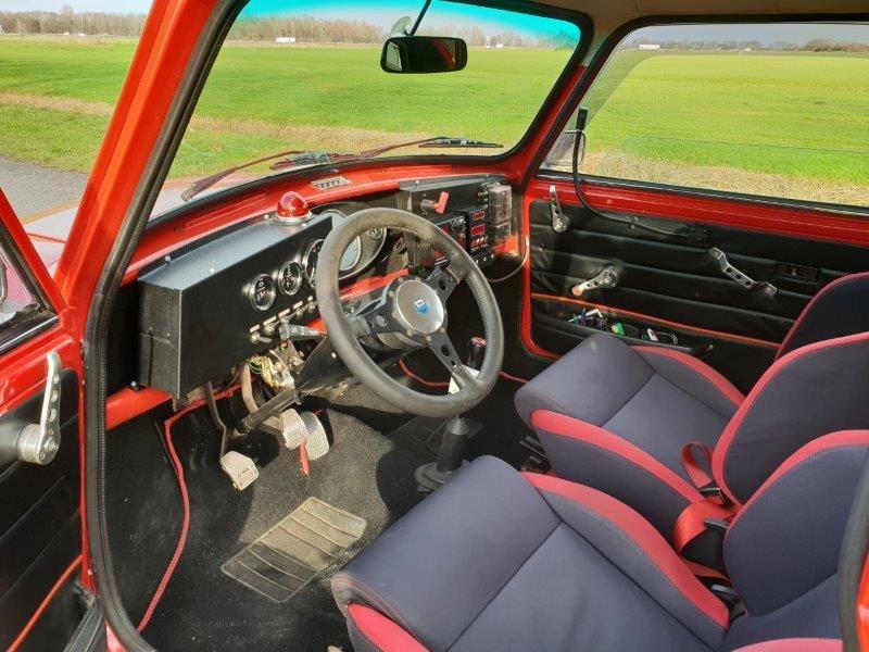 1973 Mini MKI Rally replica SOLD (picture 3 of 6)