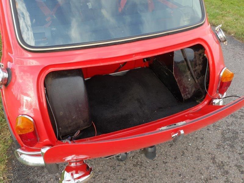 1973 Mini MKI Rally replica SOLD (picture 6 of 6)