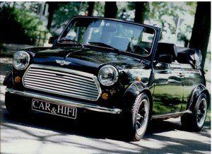 1994 SSC Classic Mini Cabriolet Frankfurt For Sale