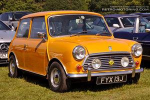 Genuine and rare 1971 Mini Cooper S mk3 for sale