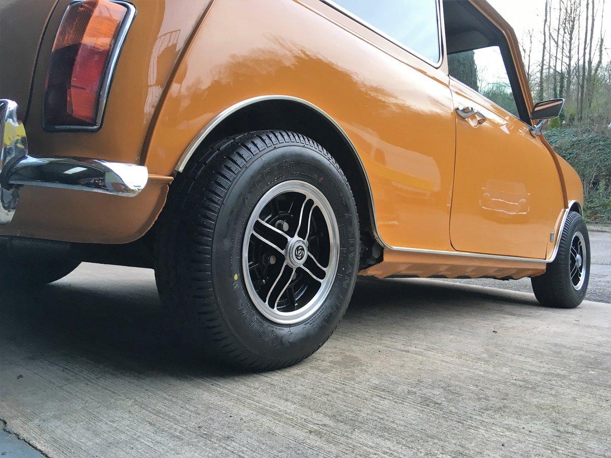 Genuine and rare 1971 Mini Cooper S mk3 for sale For Sale (picture 2 of 6)