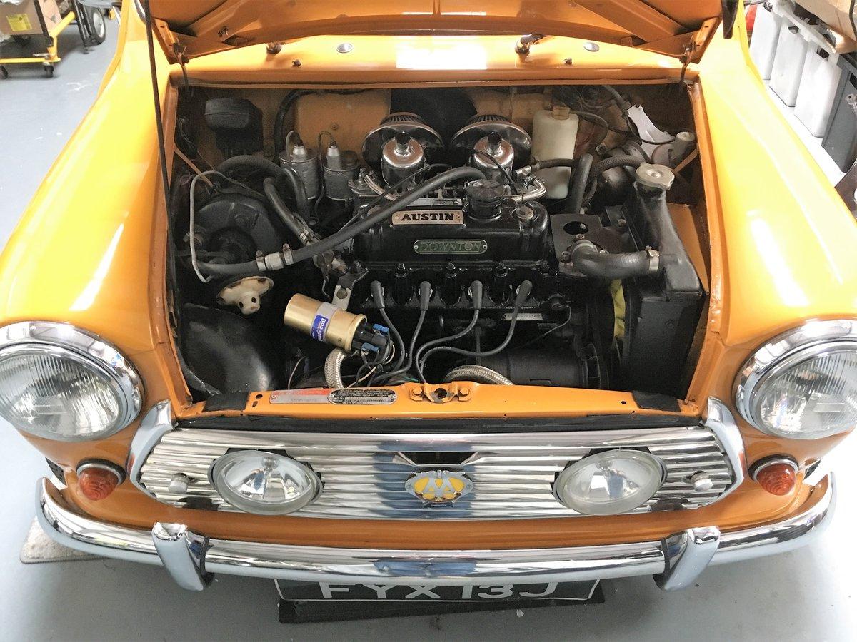 Genuine and rare 1971 Mini Cooper S mk3 for sale For Sale (picture 3 of 6)