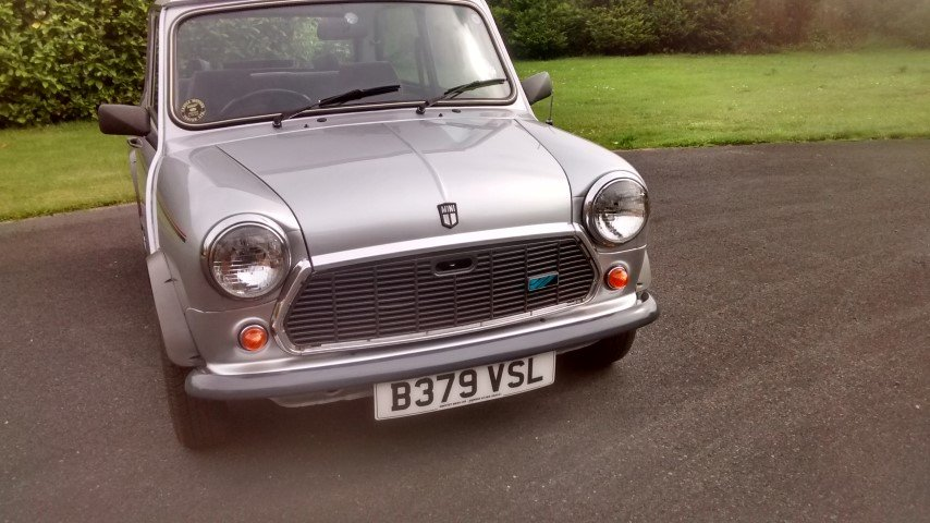 1984 mini 25 anniversary edition. 8700 miles only For Sale (picture 5 of 6)