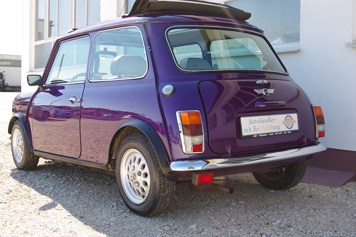 1997 Mini 1300 - fully restored - 2 owners - fsh - LHD SOLD (picture 5 of 6)