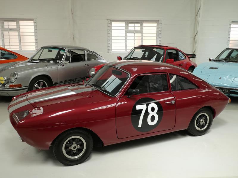1963 Fletcher Ogle GT For Sale (picture 2 of 6)