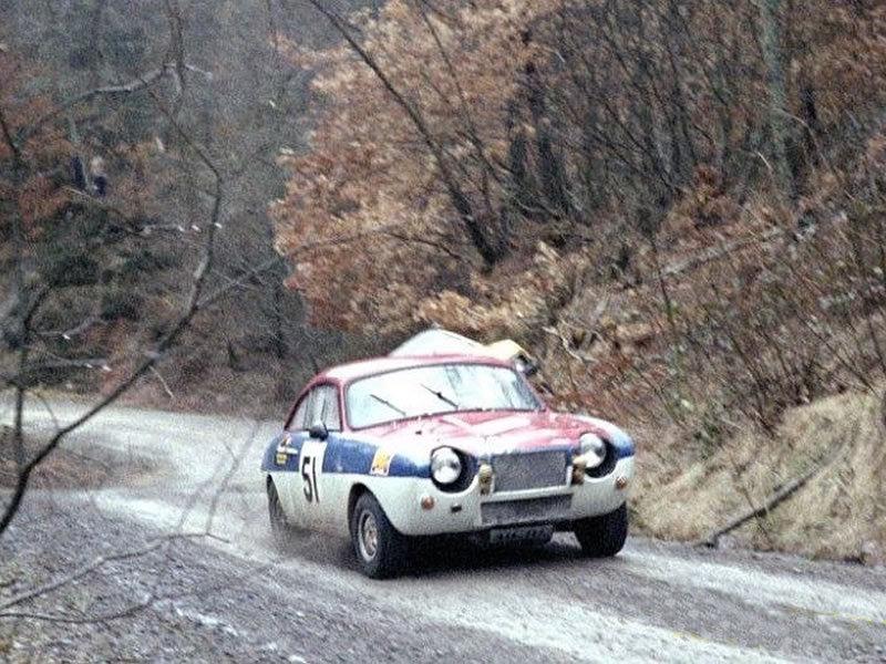 1963 Fletcher Ogle GT For Sale (picture 3 of 6)