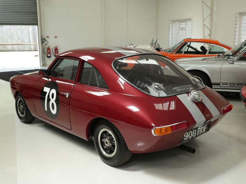1963 Fletcher Ogle GT For Sale (picture 4 of 6)