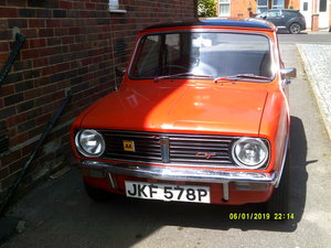 mini 1275gt   1975  series 3 For Sale