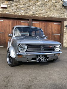 1980 Mini 1275GT - restored (please read description)