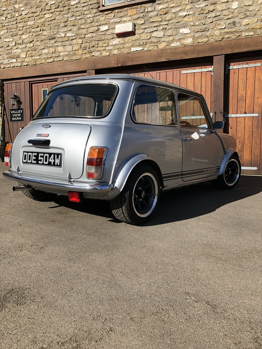 1980 Mini 1275GT Fully restored For Sale (picture 2 of 6)