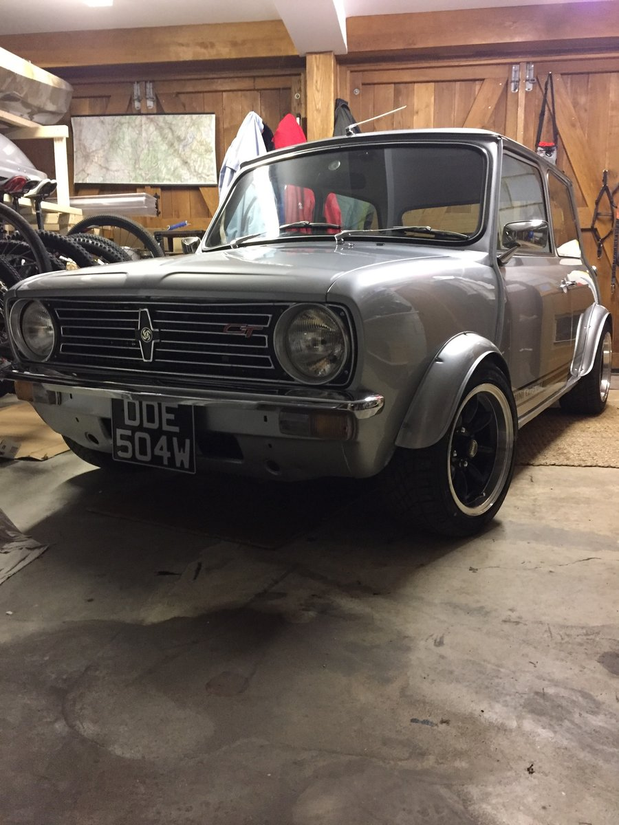 1980 Mini 1275GT Fully restored For Sale (picture 3 of 6)