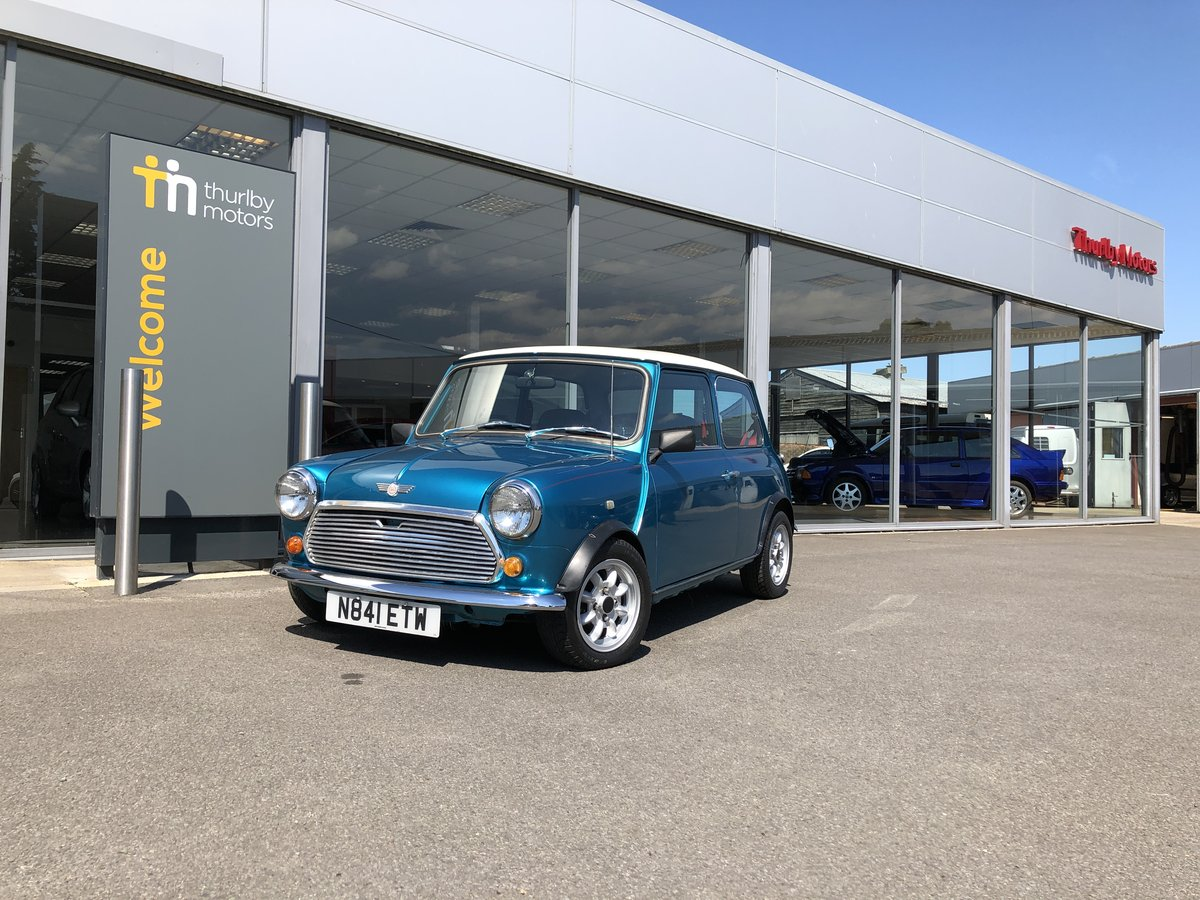 1996 Rover Mini Sidewalk  For Sale (picture 1 of 5)