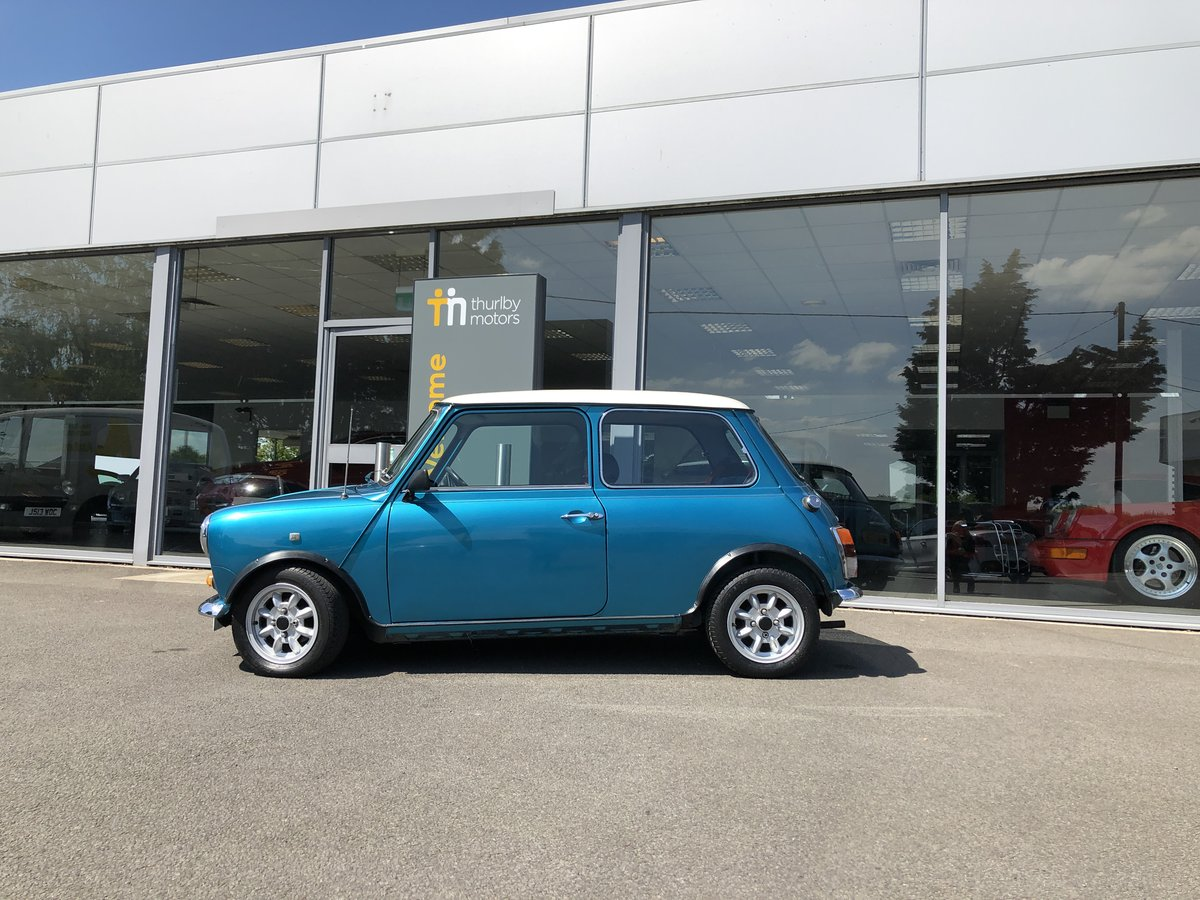 1996 Rover Mini Sidewalk  For Sale (picture 3 of 5)
