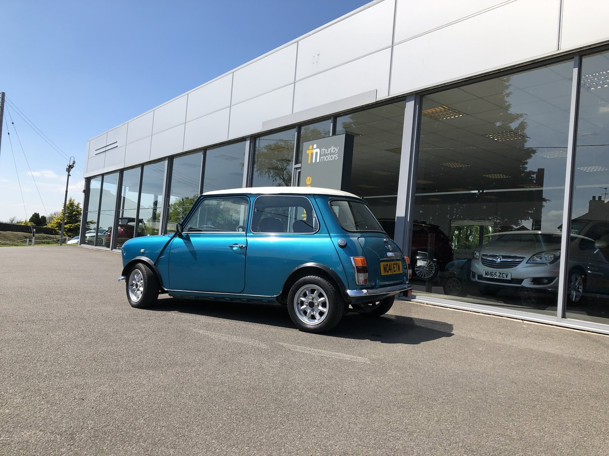 1996 Rover Mini Sidewalk  For Sale (picture 4 of 5)