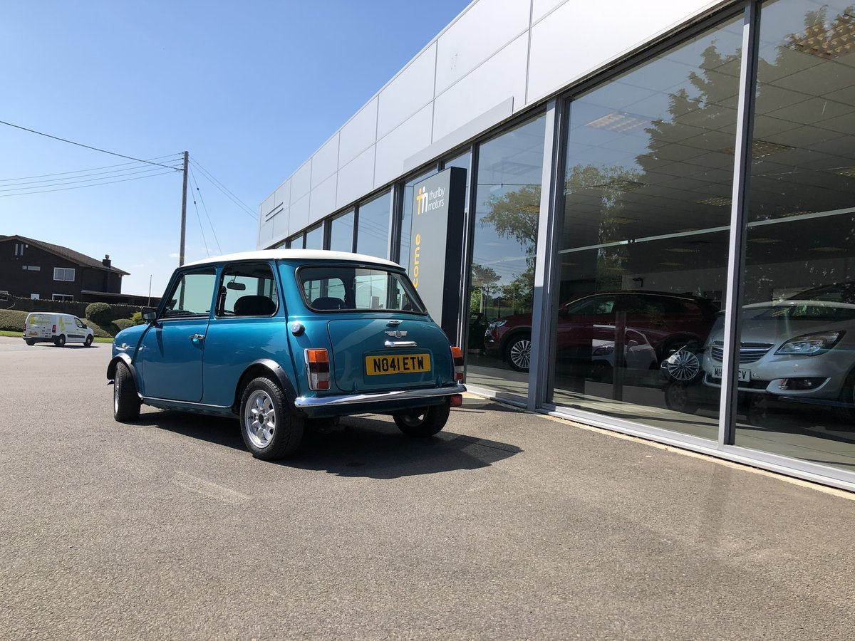 1996 Rover Mini Sidewalk  For Sale (picture 5 of 5)